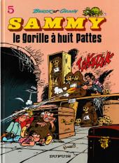 Sammy -5b1991- Le gorille à huit pattes