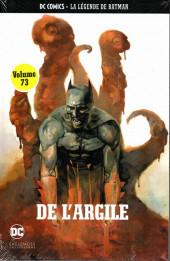 DC Comics - La légende de Batman -7370- De l'argile