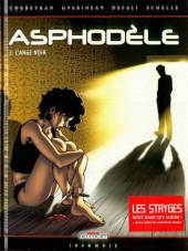 Asphodèle -3- L'ange noir