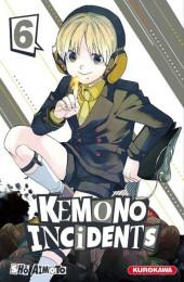 Kemono incidents -6- Tome 6