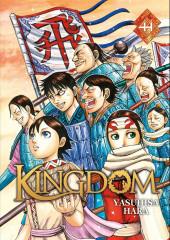 Kingdom -44- En route vers les sommets !