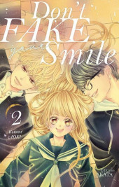 Don't Fake your Smile -2- Tome 2