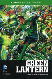 DC Comics - Le Meilleur des Super-Héros -Premium06- Green Lantern - Tome 4 - la Guerre des Green Lantern