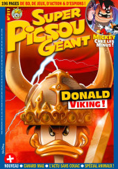 Super Picsou Géant -217- Donald viking