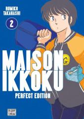 Maison Ikkoku (Perfect Edition) -2- Tome 2