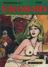 Eros.BD -1- Le corsaire rouge