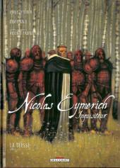 Nicolas Eymerich, Inquisiteur -2- La Déesse