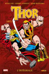 Thor (L'intégrale) -13- Intégrale 1971