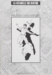 (AUT) Giraud / Moebius - La citadelle du vertige