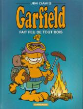 Garfield -16b2007- Fait feu de tout bois