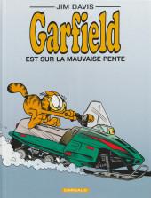 Garfield -25b2007- Garfield est sur la mauvaise pente