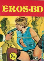 Eros.BD -20- Le voyage vers le mystère