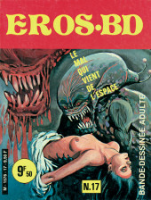 Eros.BD -17- Le mal qui vient de l'espace