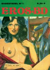 Eros.BD -14- La malédiction de la jungle