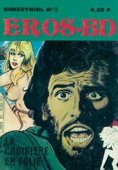 Eros.BD -13- La Croisière en folie