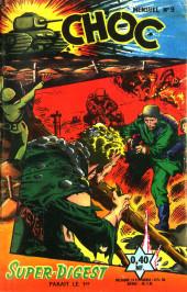 Choc 1re série (Artima puis Arédit) -9- Forteresse pour un canonnier