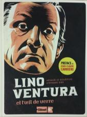 Lino Ventura -TL- Lino Ventura et l'œil de verre