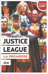 Le meilleur de DC Comics -6- Justice League : La promesse