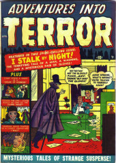Adventures into Terror Vol.2 (Atlas - 1951) -3- I Stalk By Night!