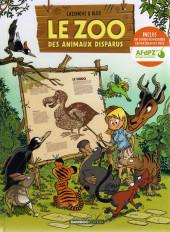 zoo des animaux disparus (le) -1- Tome 1