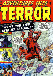 Adventures into Terror Vol.1 (Atlas - 1950) -244- Won't You Step into My Parlor…?