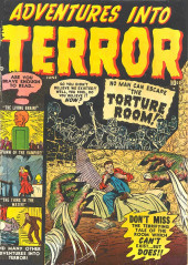 Adventures into Terror Vol.2 (Atlas - 1951) -4- The Torture Room!