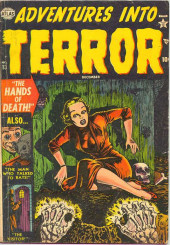 Adventures into Terror Vol.2 (Atlas - 1951) -13- The Hands of Death!