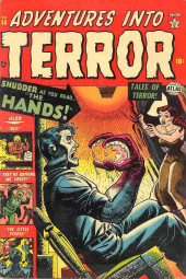 Adventures into Terror Vol.2 (Atlas - 1951) -14- The Hands!