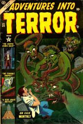 Adventures into Terror Vol.2 (Atlas - 1951) -25- Issue # 25