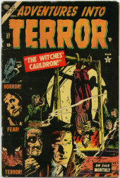 Adventures into Terror Vol.2 (Atlas - 1951) -27- The Witches' Cauldron