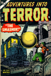 Adventures into Terror Vol.2 (Atlas - 1951) -28- The Smasher!