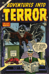 Adventures into Terror Vol.2 (Atlas - 1951) -29- Issue # 29