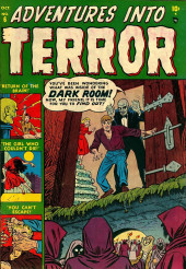 Adventures into Terror Vol.2 (Atlas - 1951) -6- Dark Room