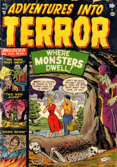 Adventures into Terror Vol.2 (Atlas - 1951) -7- Where Monsters Dwell!