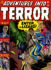 Adventures into Terror Vol.2 (Atlas - 1951) -8- Enter…the Lizard!