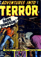 Adventures into Terror Vol.2 (Atlas - 1951) -9- The Dark Dungeon!