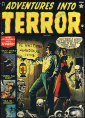 Adventures into Terror Vol.2 (Atlas - 1951) -11- Issue # 11