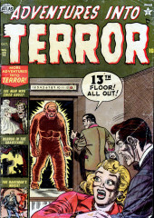 Adventures into Terror Vol.2 (Atlas - 1951) -12- 13th Floor! All Out!