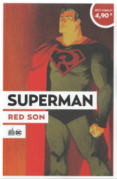 Le meilleur de DC Comics -5- Superman : Red son