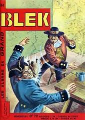 Blek (Les albums du Grand) -144- Numéro 144