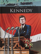 Ils ont fait l'Histoire -18a2019- Kennedy