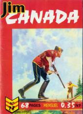 Jim Canada -28- Carte blanche sergent