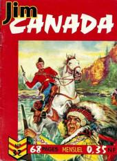 Jim Canada -32- L'homme et le caribou