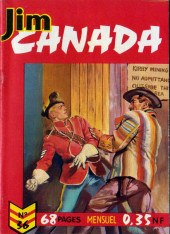 Jim Canada -36- Les frères voleurs