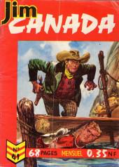 Jim Canada -41- La piste de Visage de Fer