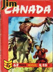 Jim Canada -72- Les ruses du Grand Wapiti