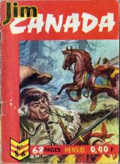 Jim Canada -86- Deux jaquettes rouges