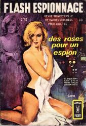 Flash espionnage (1re série - Arédit) -34- Des roses pour un espion