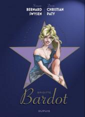 Les Étoiles de l'histoire -3- Brigitte Bardot