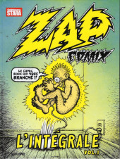 Zap Comix -INT- Zap Comix - L'intégrale
